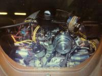 Porsche engine?