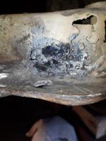 welding frame head