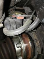 syncro diff lock actuator fix