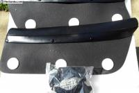 Genuine Volkswagen Accessory Mud Flaps