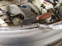 1978 westy windshield lip repair