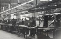 Barndoor Assembly Line