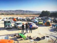 """VWs in background of """"Top Gear"""" (2014)"""