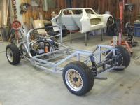 aztec fiberfab tubular chassie car