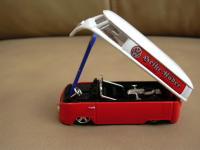 hot wheels panel van