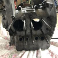 1944 KDF engine block