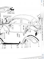 Parts list 1960