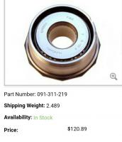 Pinion bearing 091