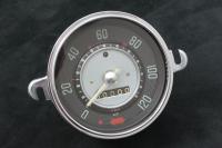 3.57 vw oval speedo restoration