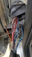 Eurovan broken door wires
