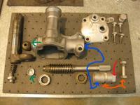 Early Type 1 Steering Box Breakdown