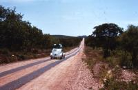 South Africa to Spain in a Beetle, 1965