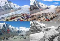 Grossglockner with VWs Over the Years