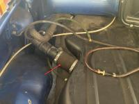 Removing Gas Tank