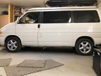 Eurovan suspension lift installation DIY