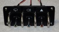 Toggle Switch Panel