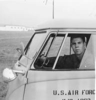 U.S Air Force Barndoor