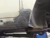 fender repair