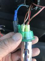 Cigarette lighter wires??