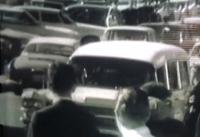 Karmann Ghia in the film, 'Executive Action""