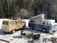 Camping Vermont