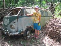 My 1960 VW Bus