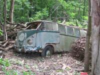 My 1961 VW Bus