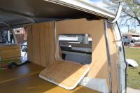 Westfalia 70 Camper Interior