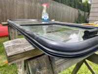 Slider window seal