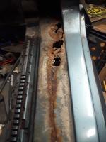 1987 rust repair