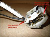 Intermittant Wiper Watercooled Wiring