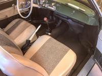 1958 Ghia Low Light Werks floor mat set