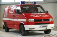 T4 syncro fire truck