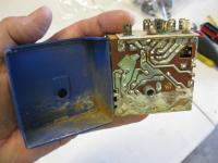 bad 1967 Split-Bus 9-pin 4-way flasher relay in my Campmobile