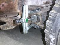 Puller tool for rear torsion