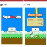 Flappy Van -- Vanagon Game