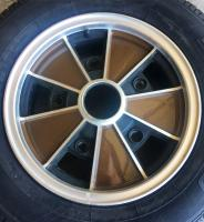 Wheels BRM Style 15x5.0
