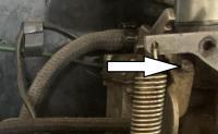throttle screw