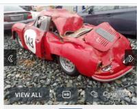 Smashed Carrera 356