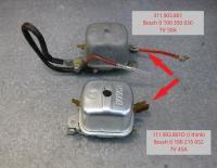 6-Volt voltage Regulator to Replace Stock Bosch unit