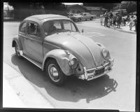 Wrecked Beetle