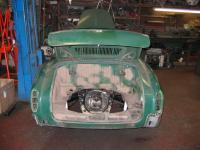 '71 Ghia rear view