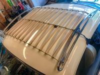 Refinishing Ghia Vintage Speed rack