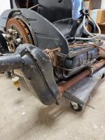 36HP 1200CC engine 1960
