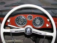 1960 Karmann dash