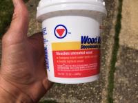 Rust removal Oxalic acid
