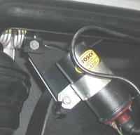 Ghia Air Cleaner Bracket