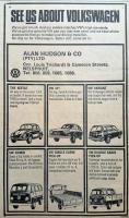 Old South African VW ad