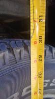 Syncro lift measurements