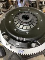 Pressure plate balance correction